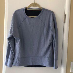 Lululemon sweatshirt top